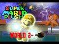 Super Mario Plush World 2-Tanks
