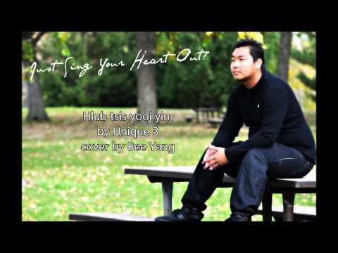 Hlub tsis yooj yim   Unique 3 cover by Bee Yang