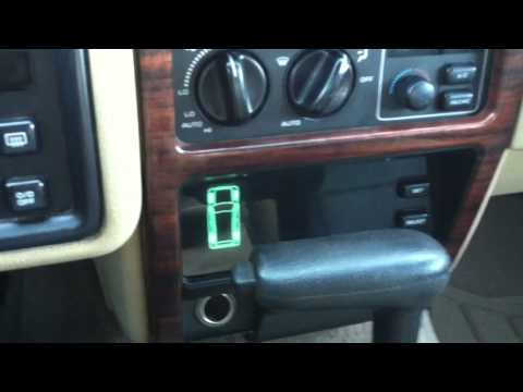 1995 Jeep Grand Cherokee Orvis Edition Youtube