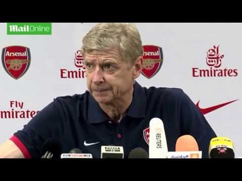 Arsene Wenger : I'll walk away if we don't win a trophy