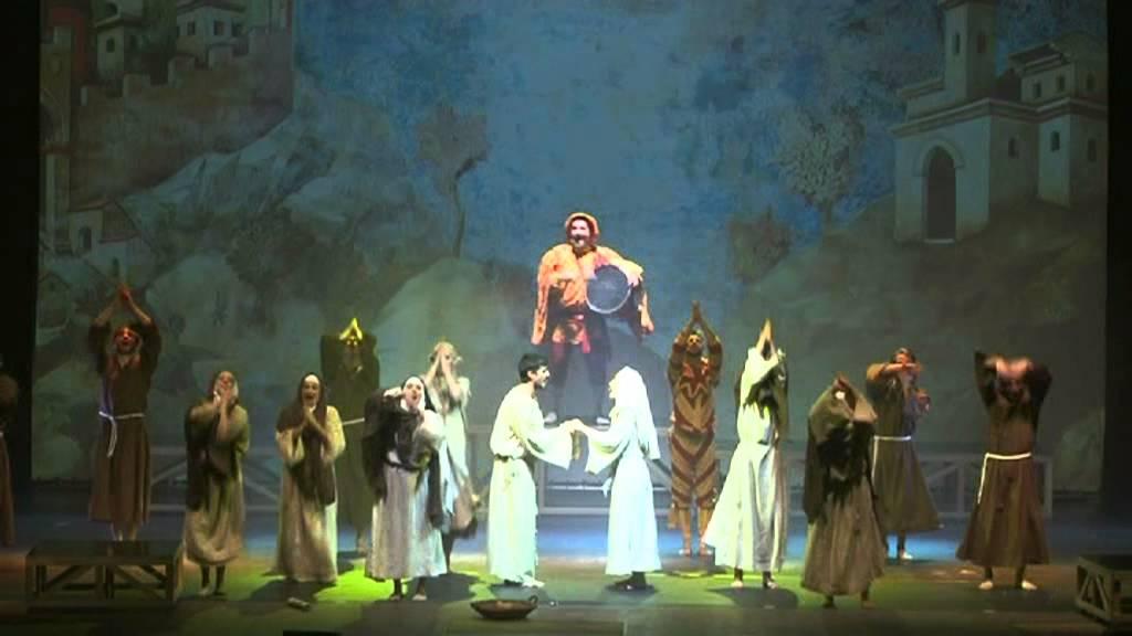 CHIARA E FRANCESCO IL MUSICAL Completo Compagnia Original