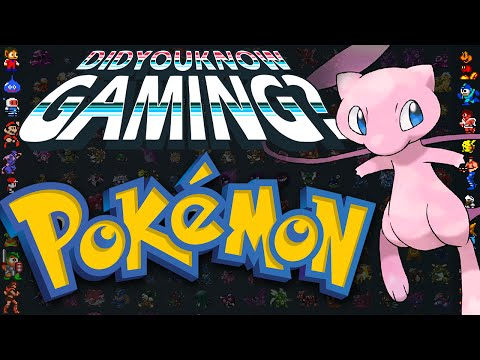 Pokemon - Did You Know Gaming? Feat. WeeklyTubeShow
