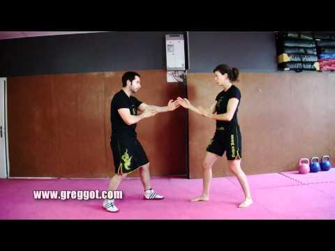 Wing Chun Kung Fu -- Technique du jour -- Episode 01