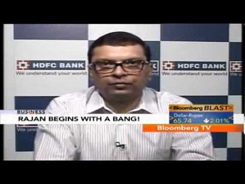 RBI Striking Balance Between Rupee And Growth: HDFC Bank