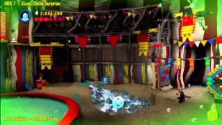 Lego Marvel Super Heroes: HUB 7 Stunt Show Surprise