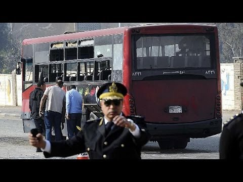 Egypt: Five hurt in Cairo bus bomb blast