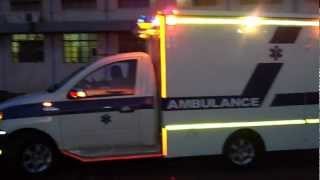 Mahindra Genio Modular Ambulance.mp4