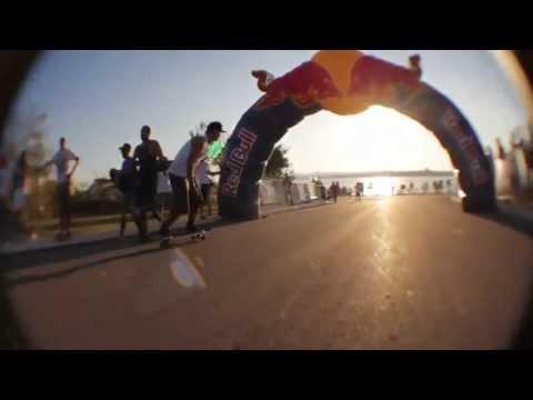 Skate Longboard - Overmeeting 2013 - Igor Lage