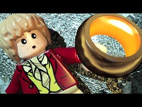 PS4 - LEGO The Hobbit Trailer