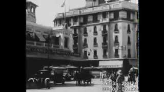فيديو نادر للدار البيضاء في الثلاثينات