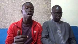 Présence des policiers dans l'université Cheikh Anta Diop