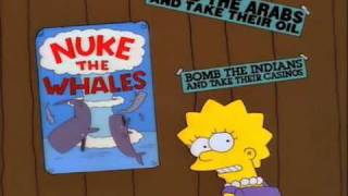 Simpsons: Nuke the Whales