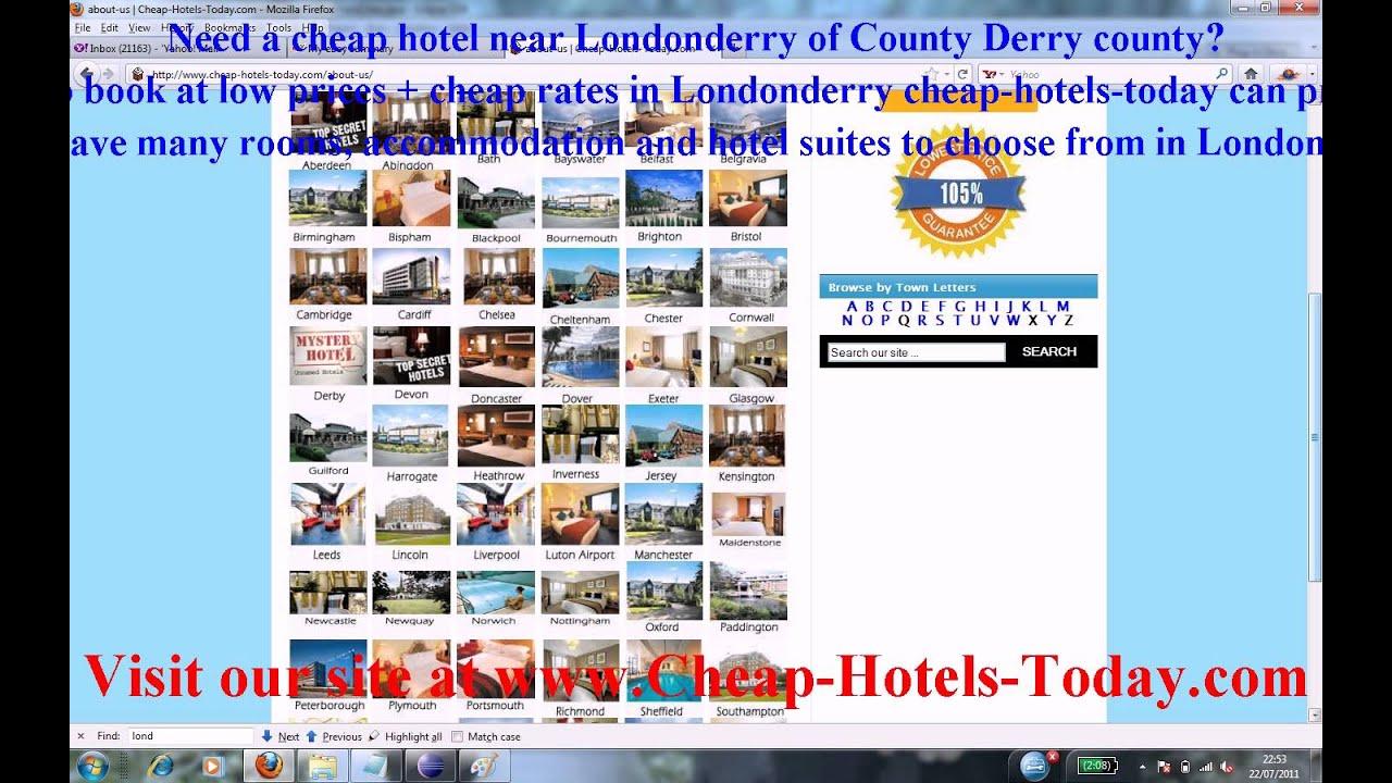 last minute hotel room Photo