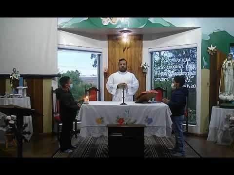 Santa Missa | 02.10.2021 | Sábado | Padre Fernando Silva | ANSPAZ