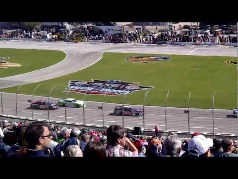 NASCAR Texas Motor Speedway 1st Lap (Raw HD)