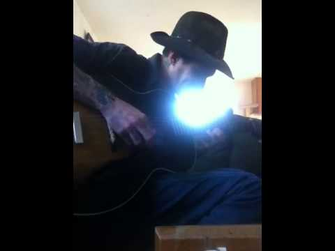Cover- Hank Williams Sr - the Blues Come Around