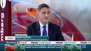 Erdem ÇENESİZ - Bloomberg TV