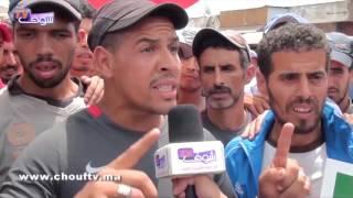 الحصاد اليومي : فراشة قيسارية الحي المحمدي متذمرون من قرار منعهم من ممارسة نشاطهم |