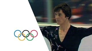 Robin Cousins' Olympic Figure Skating Memories Sochi