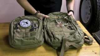 5.11 Rush Moab 10 Bag Overview