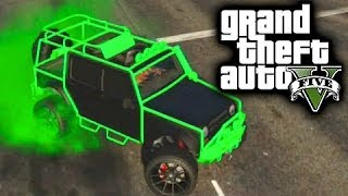How To Get A Rare Jeep GTA V Online Tips And Tricks