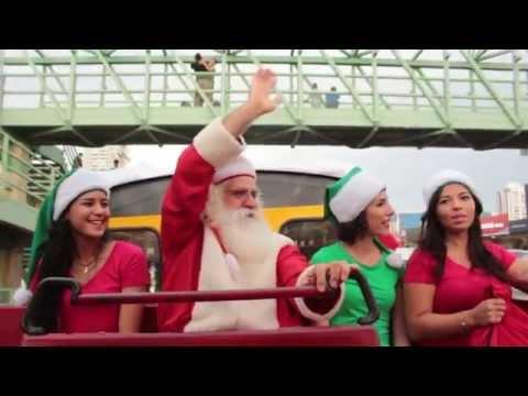 Papai Noel no 3 Américas