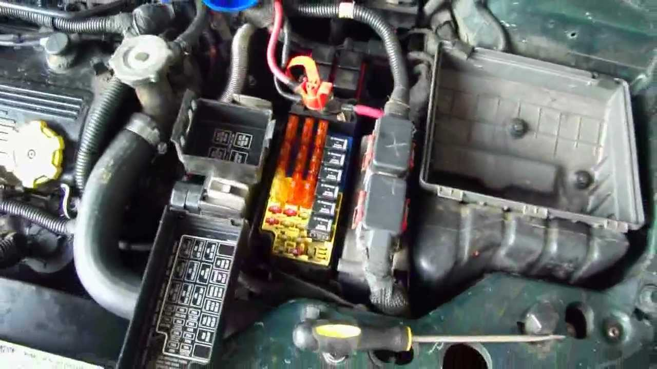 Maxresdefault on location fuses 2001 chevy van
