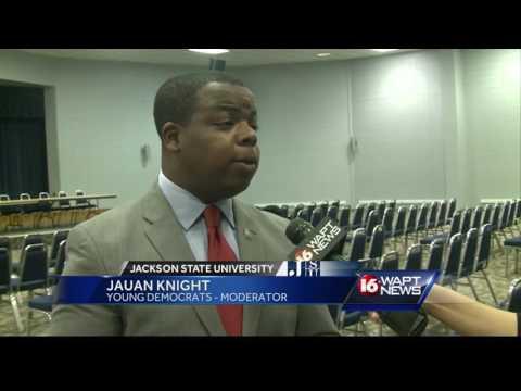 JSU hosts forum for mayoral candidates