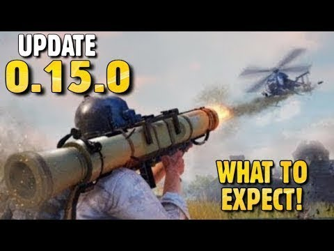 Helicopter And BRDM , Payload Mode On Pubg Mobile 0.15 Update Fun Overloaded