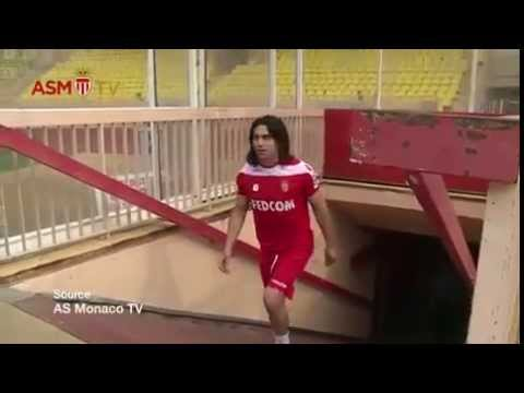 Radamel Falcao trains with Colombia squad ahead of 2014 World Cup   Mail Online 1