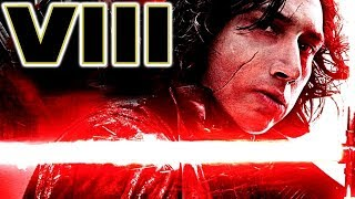 WHY Kylo Ren's Lightsaber Crystal is Cracked (Darth Vader) - Star Wars The Last Jedi Theory