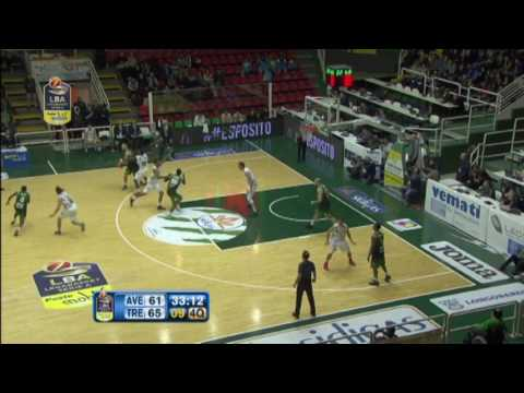 Copertina video Avellino - Dolomiti Energia 79-69