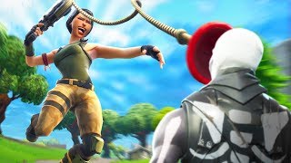 Why the Grappler is the best item in Fortnite