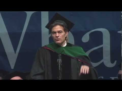 Wharton MBA Graduation 2012 - Keynote Address