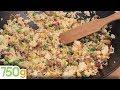 Recette du Véritable riz Cantonnais - 750 Grammes