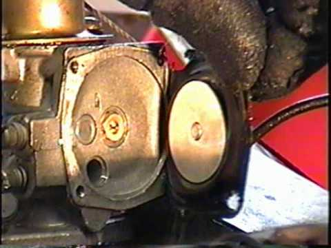 How To Replace Carburetor Diaphragm On Toro 2 Cycle