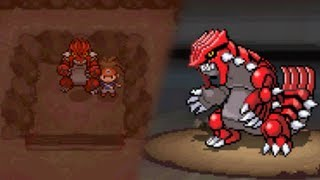 Pokémon Black 2 / White 2: Legendary Groudon Encounter