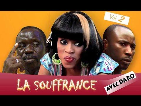 Théâtre Sénégalais - La Souffrance avec Daro - Vol 2 - (VFC)