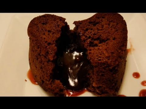 How to Make Molten Lava Cakes for Two with ...