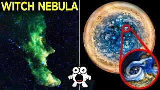 Strange Images Captured By NASA That Need Explaining