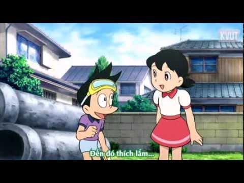 Doraemon-Nobita và Nhân ngư đại chiến [ Part 1]