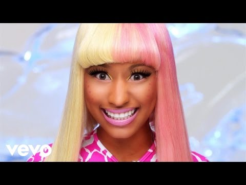 Nicki Minaj - Super Bass Video