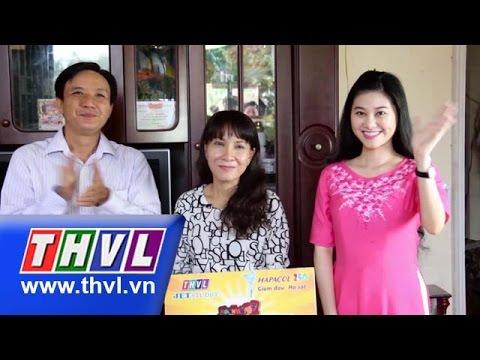 THVL   Danh hài đất Việt – Tập 41: Khán giả may mắn – Chị Trần Thị Thúy Oanh