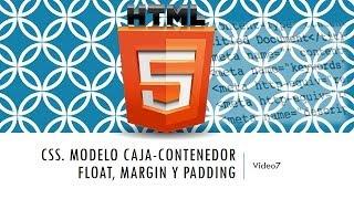 Curso de HTML 5. Parte 7