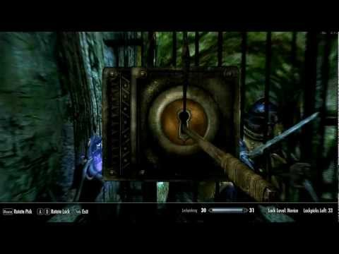 Elder Scrolls V: Skyrim Walkthrough in 1080p, Part 88: Goodies in Fort Sungard (PC Gameplay)