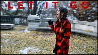 """Let It Go"" Disney's Frozen Idina Menzel Demi Lovato"