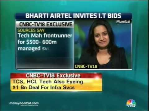 Tech M & Infosys eye Bharti Airtel's IT deals worth $1.5bn