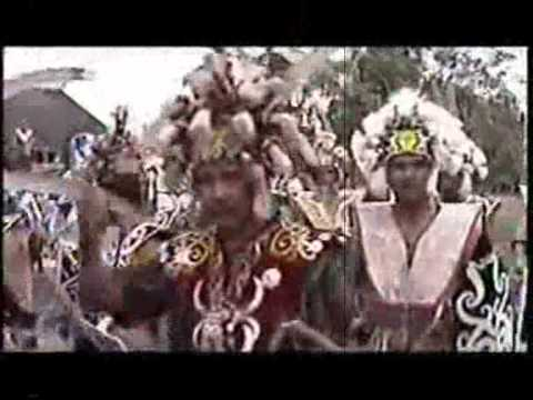 Suku Dayak Youtube