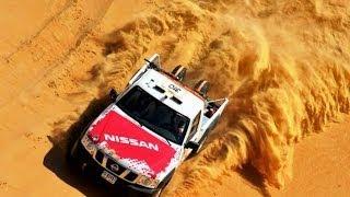 SS4 NISSAN Patrol - Abu Dhabi Desert Challenge 2014 - Day 5