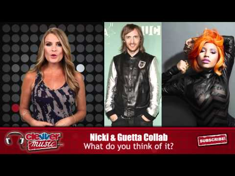 Nicki Minaj & David Guetta 'Turn Me On' Leaks